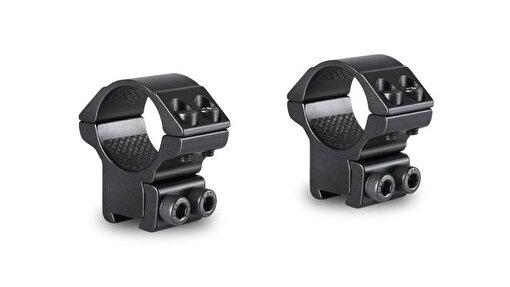 Hawke Matchmount 1 İnç 2 Parça 9-11 mm Orta Tüfek Dürbün Ayağı. ürün görseli