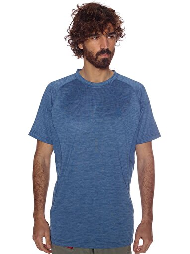 Berg Sangha Erkek T-Shirt-MAVİ. ürün görseli