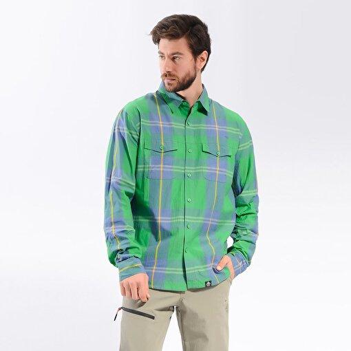 Berg Chukchi Erkek Gömlek-YEŞİL. ürün görseli