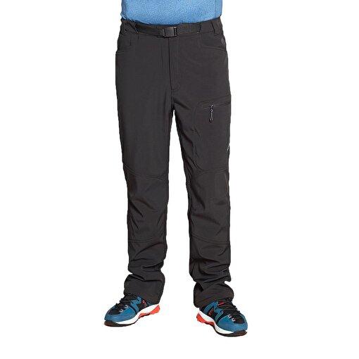 Berg Elbrus Erkek Softshell Pantolon-SİYAH. ürün görseli