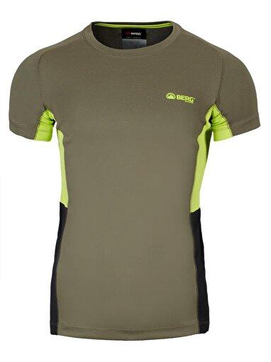 Berg Cairo Erkek T-Shirt-YEŞİL. ürün görseli