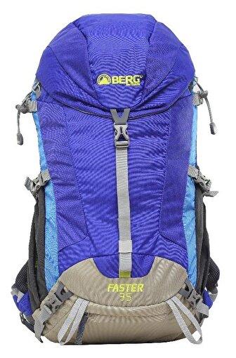 Berg Faster Trekking Sırt Çantası 35 Lt-MAVİ. ürün görseli