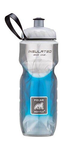Polar Bottle Insulated Fade Termos 0.60 lt-MAVİ. ürün görseli
