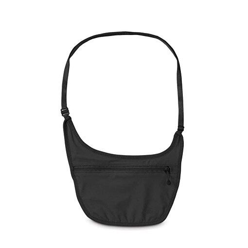 Pacsafe Coversafe S80 Secret Body Pouch Bel Çantası-SİYAH. ürün görseli