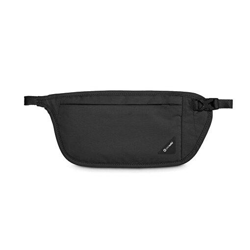 Pacsafe Coversafe V100 Rfid BlocKing Waist Wallet Bel Çantası-SİYAH. ürün görseli