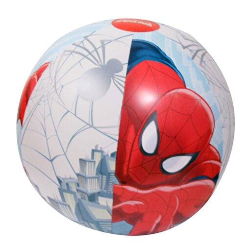 Bestway Örümcek Adam Desenli Lisanslı Plaj Topu. ürün görseli