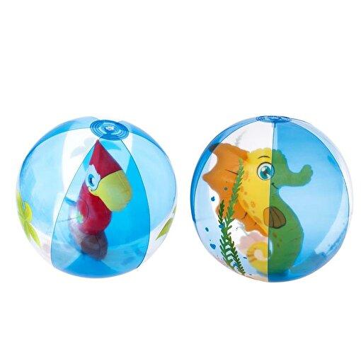 Bestway Denizatı ve Papağan Figürlü Plaj Topu. ürün görseli