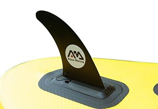 Aqua Marina SS15 Slide-In Center Fin With AM Logo Salma. ürün görseli