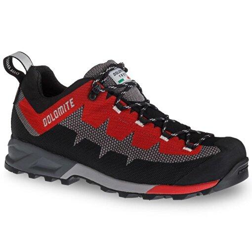 Dolomite Steinbock Wt Low Gtx Ayakkabı-GRİ-KIRMIZI. ürün görseli