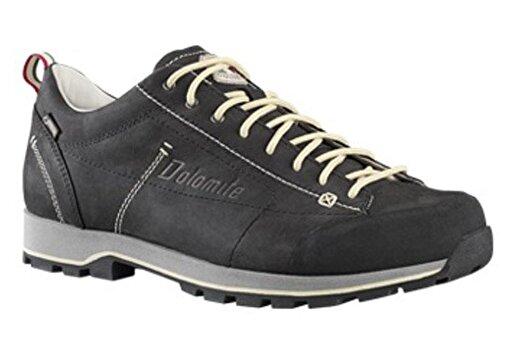 Dolomite Cinquantaquattro Low FG GTX Erkek Ayakkabı-SİYAH. ürün görseli