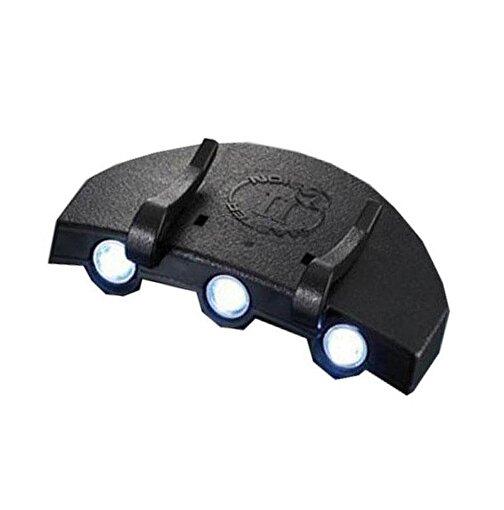 N-Rit Ultra Bright 3 Ledli Şapka Lambası. ürün görseli