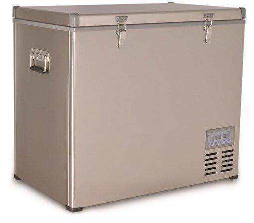 Icepeak Danfo 120 DX Kompresörlü Çift Kontrollü Oto Buzdolabı 118 Lt. ürün görseli