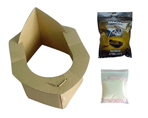 FreeCamp Portatif Tuvalet. ürün görseli