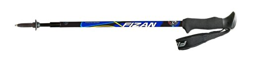 Fizan Compact 3 Section Pole Mavi Baton. ürün görseli