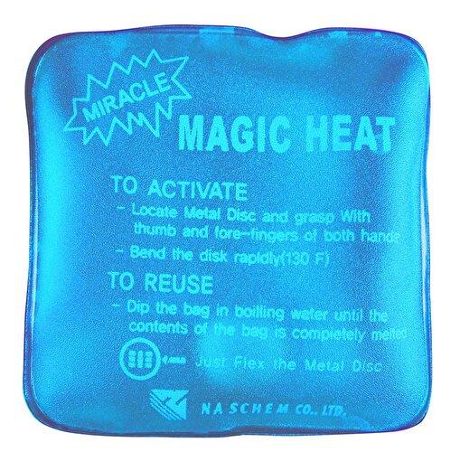 N-Rit Magic Heat Round - Kare Cep Isıtıcı. ürün görseli