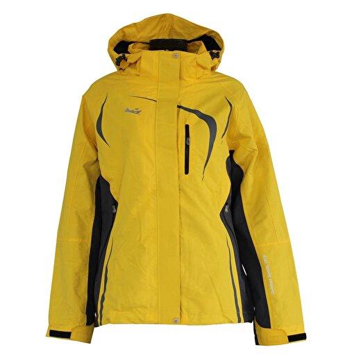 A&C 3 In 1 Kadın Ceket-SARI. ürün görseli