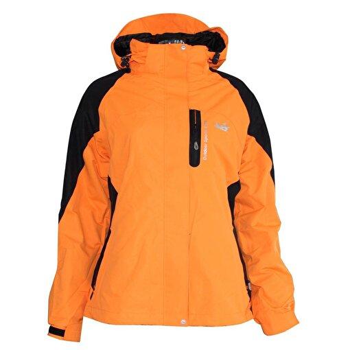 A&C 3 In 1 Kadın Ceket-TURUNCU. ürün görseli