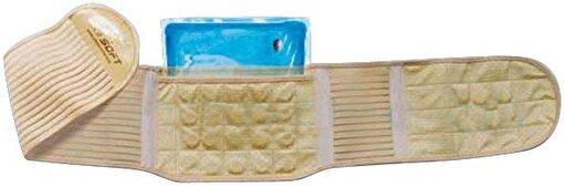 Soft Medikal SH0203F Sıcak Soğuk Tedavi Mıknatıslı Bel Kemeri (M) (8904). ürün görseli