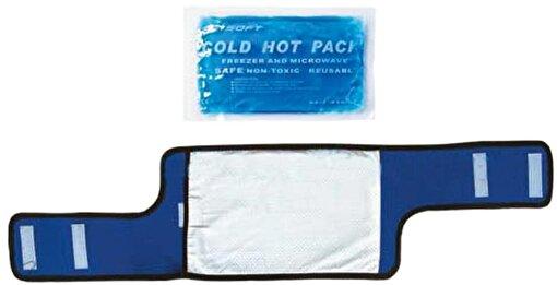 Soft Medikal SH0204 Sıcak Soğuk Ağrı Tedavi Kemeri (L) (6902). ürün görseli
