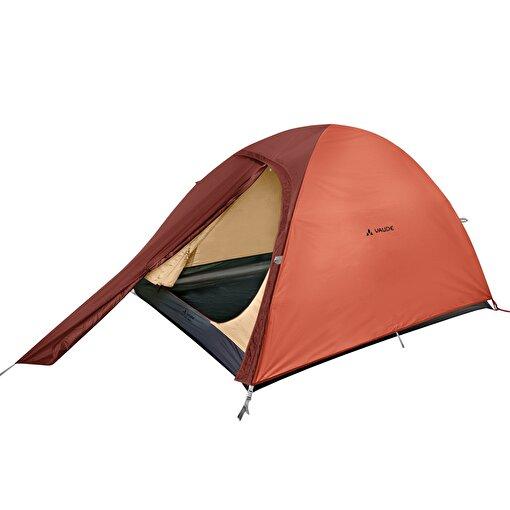 Vaude Campo Compact 2P 2 Kişilik 3 Mevsim Çadır 11491 Turuncu. ürün görseli