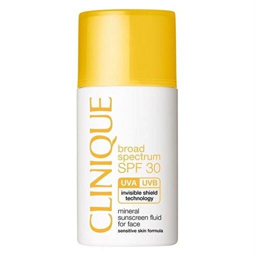 Clinique Mineral Sunscreen SPF30 30 ml Güneş Koruyucu Yüz Kremi. ürün görseli