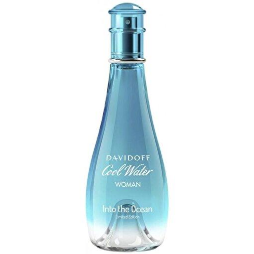 Davidoff Cool Water Women EDT 100ml -  Kadın Parfüm. ürün görseli