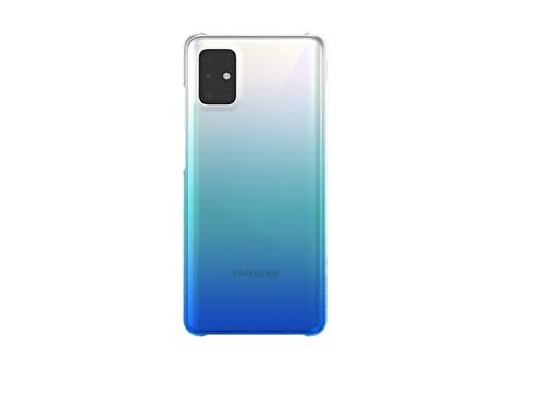 Samsung WITS  Galaxy A51 Koruyucu Kılıf Mavi. ürün görseli