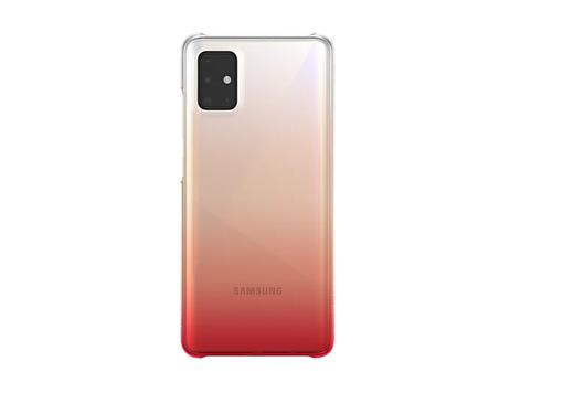 Samsung WITS Galaxy A51 Koruyucu Kılıf Kırmızı. ürün görseli