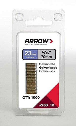 Arrow AR23G20 20mm 1000 Adet Profesyonel Başsız Çivi . ürün görseli
