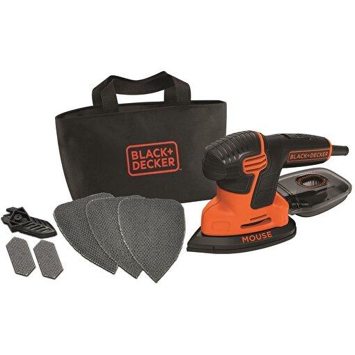 Black&Decker KA2000 120Watt Mouse™ Çok Amaçlı Zımpara. ürün görseli