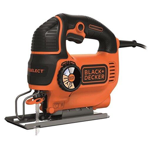 Black&Decker KS801SE 550Watt AUTOSELECT™ Dekupaj Testere. ürün görseli