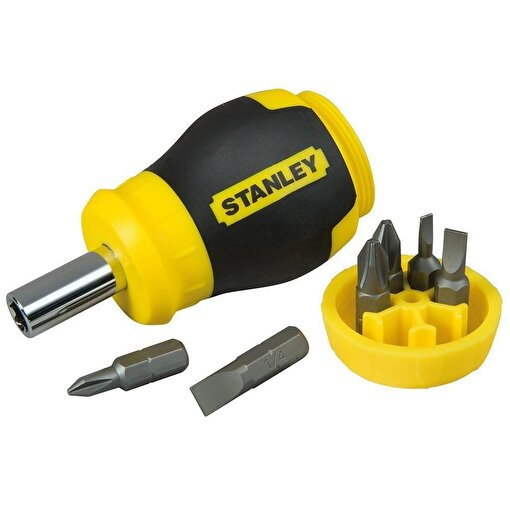 Stanley ST066357 6 Parça Topaç Tornavida Seti. ürün görseli