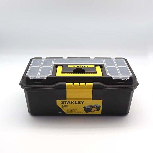 """Stanley ST171944 13"""" Plastik Kilitli Takım Çantası. ürün görseli"""