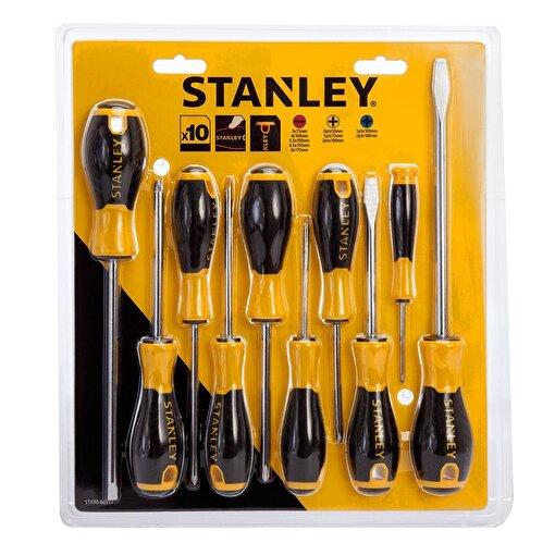 Stanley STHT060211 10 Parça Tornavida Seti . ürün görseli