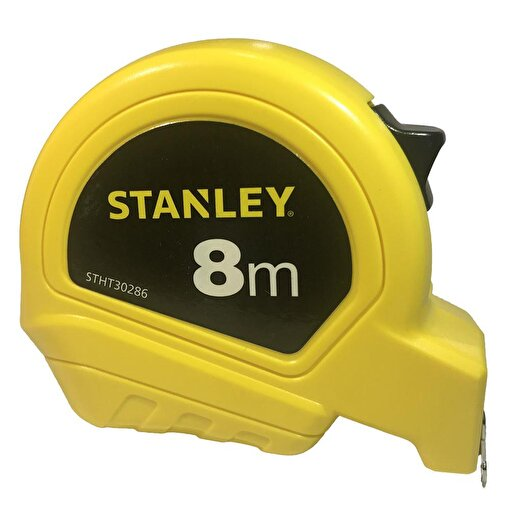Stanley STHT302868B Çelik Şerit Beyaz Metre 8mx25mm. ürün görseli