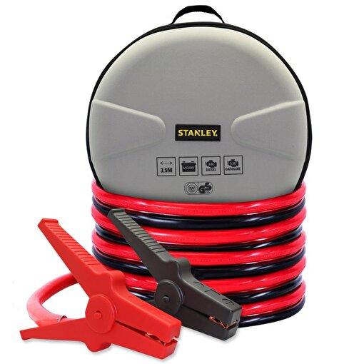STANLEY SXA13 6V/12V/24V 350Amper 3,5Metre 25mm² Akü Takviye Kablosu . ürün görseli