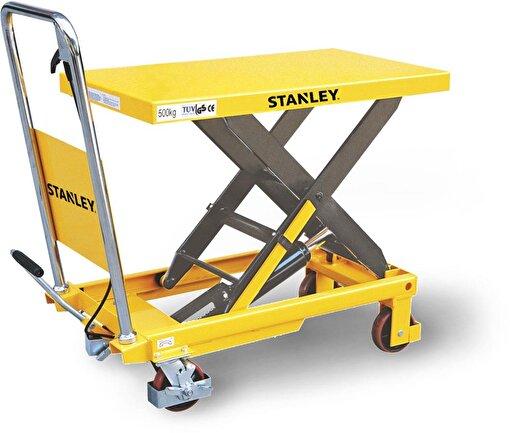 Stanley X500 500Kg Profesyonel Makaslı Platform. ürün görseli