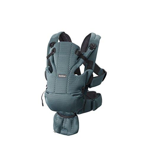 Babybjörn Kanguru Move 3D Mesh / Sage Green. ürün görseli