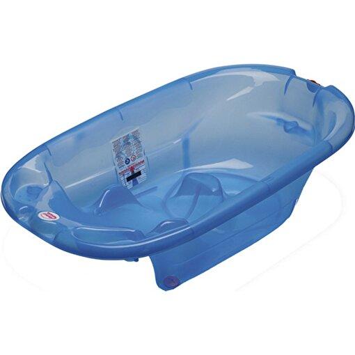 Okbaby Onda Banyo Küveti / Şeffaf Mavi. ürün görseli