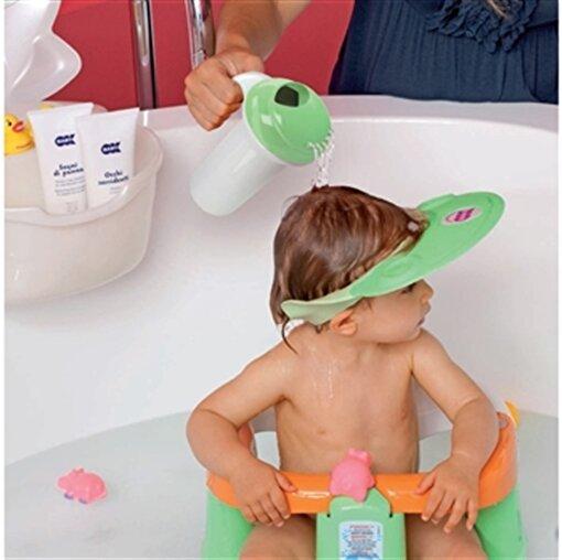Okbaby Splash Bebek Duşu / Gri. ürün görseli