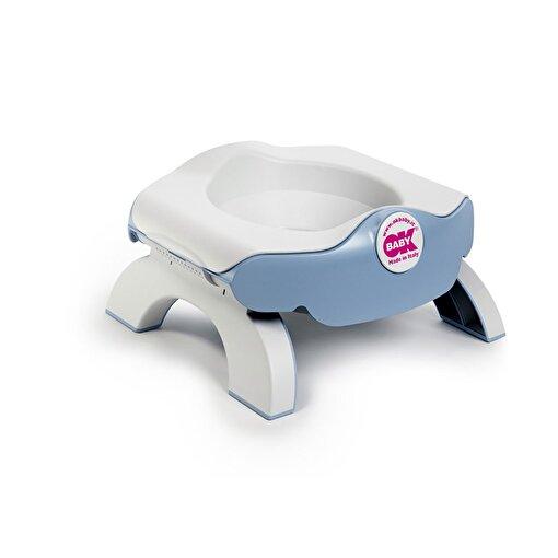 OkBaby Roady Katlanabilir Oturak & Klozet Adaptörü / Mavi. ürün görseli