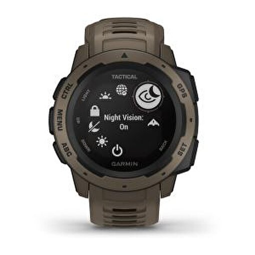 Garmin Instinct Tactical Akıllı Saat Coyote Tan. ürün görseli