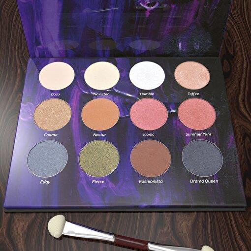 Happy Body Eye Shadow Göz Farı Paleti. ürün görseli