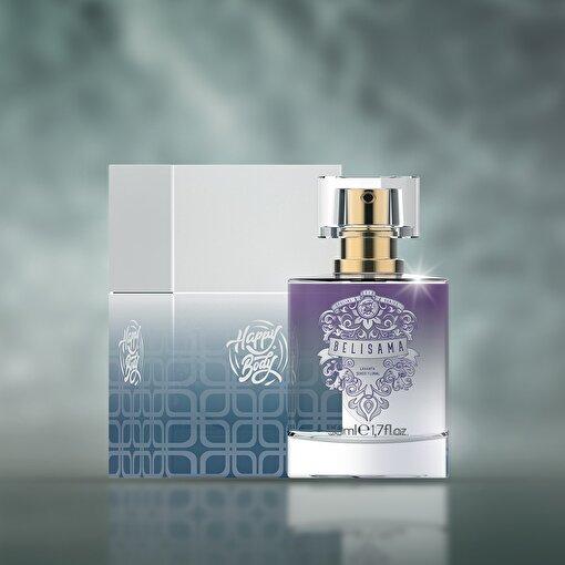 Happy Body Belisama Uniseks Parfüm 50 ml. ürün görseli