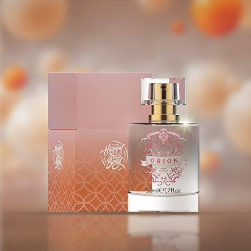 Happy Body Orion Bayan Parfüm 50 ml. ürün görseli