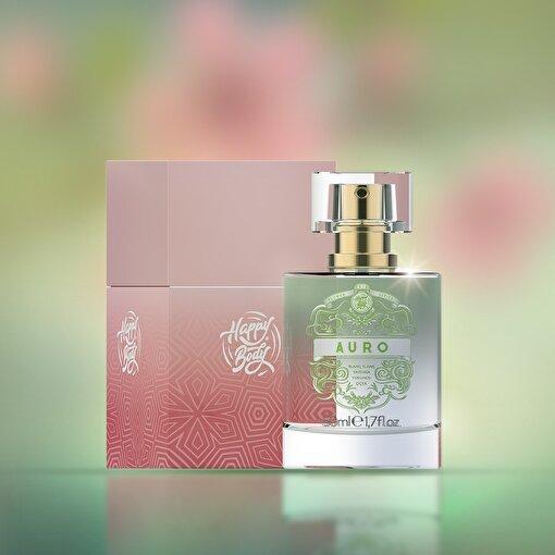 Happy Body Auro Bayan Parfüm 50 ml. ürün görseli