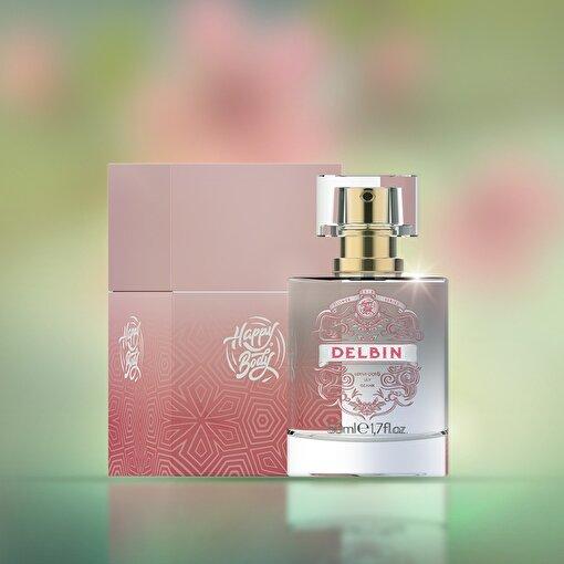Happy Body Delbin Kadın Parfüm 50 ml. ürün görseli