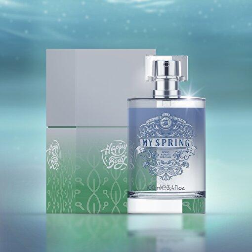 Happy Body My Spring Erkek Parfüm 100 ml. ürün görseli