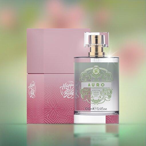 Happy Body Auro Bayan Parfüm 100 ml. ürün görseli