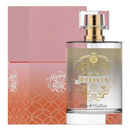 Happy Body Delicia Bayan Parfüm 100 ml. ürün görseli